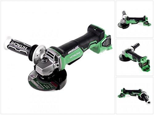 Preisvergleich Produktbild Hitachi G 18 DBAL Akku Winkelschleifer 18V 115mm Brushless - Solo Gerät ohne Akku / Lader
