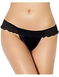 9766839d0d5b1 YouYaYaZ Damen Lingerie String Slips Panty Hotpants Reizvoll Hipsters