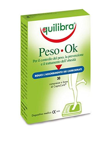 Equilibra - Peso-Ok, 30 Compresse