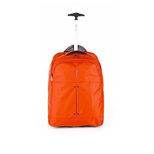 Zaino Trolley 55 Cm 2 Ruote | Roncato Ironik | 415117-Arancio