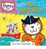 Poppy Cat TV: All Aboard! (Board book) - Common