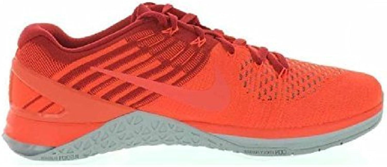 Nike Uomo Metcon Dsx Flyknit Total Total Total Cremisi Scarpe Sportive 852930 800   Prezzo giusto    Uomini/Donna Scarpa  1e935d