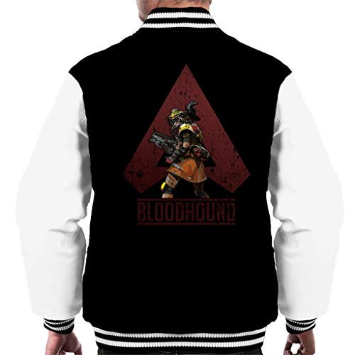 Apex Legends Bloodhound Technological Tracker Men's Varsity Jacket