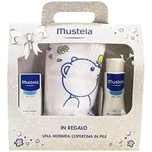 Mustela estuche Hydra Bebe Crema Facial + Gel Limpiador delicada cuerpo y pelo
