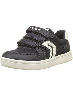 Geox J Djrock B, Zapatillas para Niños