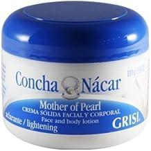 Crema Facial Concha Nácar Regeneradora 52 Gr de Grisi