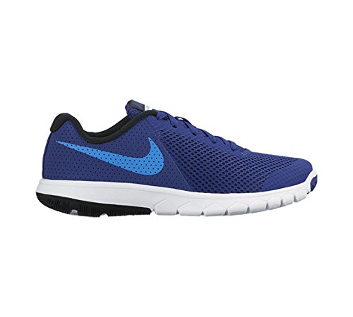 Nike Flex Experience 5 (Gs), Scarpe da Corsa Bambino Azul (Deep Royal Blue / Photo Blue-Black-White)