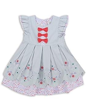 The Essential One - Bebé Infantil Niñas - Vestido - Gris - EOT315