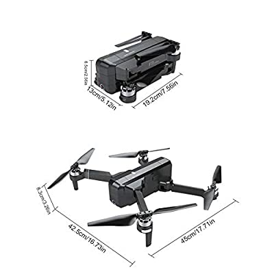 mbition rc plane ready to fly Drone Folding Aircraft GPS 1080P HD Aerial Photography F11 Brushless Drone
