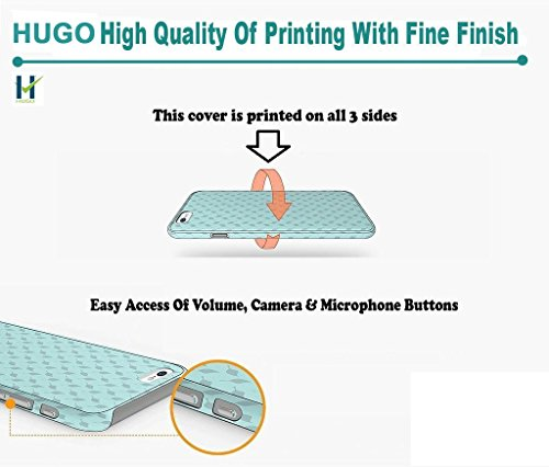 Hugo Lenovo Vibe K5 Back Cover Hard Plastic Printed Cover