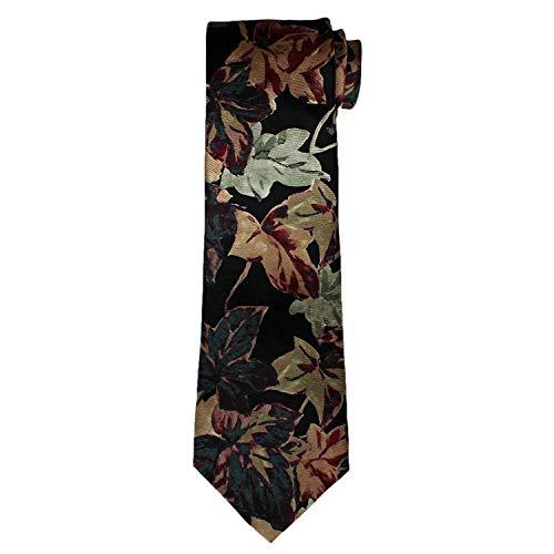 Paul Smith Blumenmuster 8cm Pure Seide Krawatte Hergestellt in Italien - Dunkelgrün, Einheitsgröße - Italien Seide Krawatte