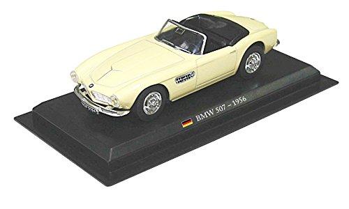 Preisvergleich Produktbild BMW 507 - 1956 diecast 1:43 model (Amercom SD-24)