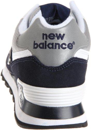 New Balance  M574GS, sabots et mules homme Bleu - Blu(Navy White)