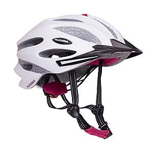 "Hudora 84139""Granit-Casco para Bicicleta (Talla 58-61)"