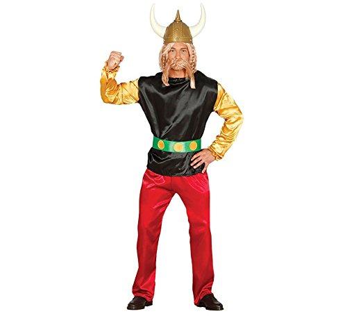 Gallischer Soldat Kostüm für Herren Gallier Kostüm Römer Comic Wikinger Gr. M, L, Größe:M (Asterix Der Gallier Kostüm)