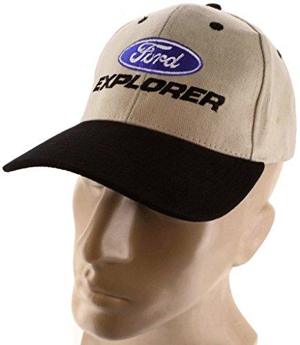 dantegts-ford-explorer-negro-caqui-gorra-de-beisbol-trucker-sombrero-gorra-xlt-deporte-platinum