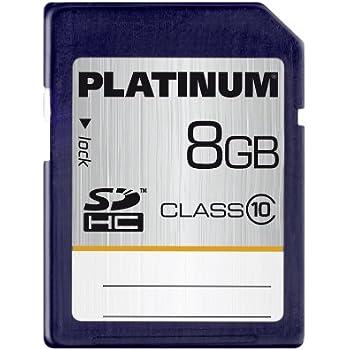 QUMOX 8GB Class 10 UHS-I (U1) Tarjeta SD