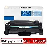 Sostituzione cartuccia toner compatibile per MLT-D1053S, per stampante Samsung ML-1911 ML-2526 ML-2581N SCX-4601 4623F / FH SF-651 / 651P cartuccia toner nero 2500 pagine