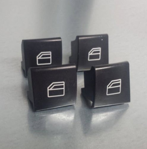 Preisvergleich Produktbild 4x Für MERCEDES A B Klasse W169 W245 Fensterheber Schalter Knopf vorne links