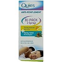 Quies antisnoring Bipack-Verfahren 2Sprühstöße preisvergleich bei billige-tabletten.eu