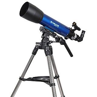 Meade Instruments Infinity 102AZ Refractor Telescope - Metallic Blue