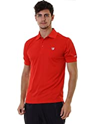 Wilson Wilson Staff Authentic Men's Polo Shirt Red Size M