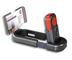 Penpower Worldcard Duet 2 Business Card Reader Recognition Scanner & Webcam Windows 7 & Vista Compatible