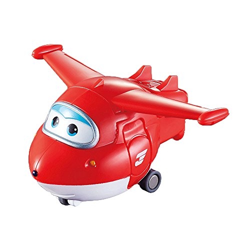 Super Wings Mini Transform-Flugzeuge Jett & Co