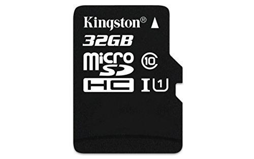 Kingston Industrial Temperature Micro SDHC UHS-I 32GB Class 10 Speicherkarte (nur karte)