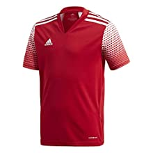 adidas Kid's Regista 20 Jersey, team power red/White, 152