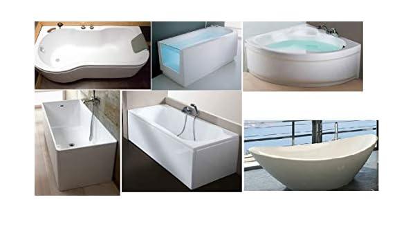 Vasche Da Bagno In Vetroresina Su Misura : Vasche da bagno in vtr su misura e disegno del cliente amazon