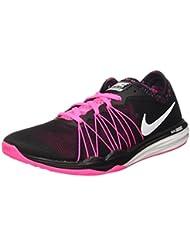 Nike W Dual Fusion Tr Hit Prnt, Zapatillas de Senderismo para Mujer