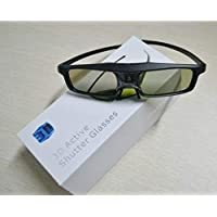 Gemtrox 3D Glasses DLF Link for Projector, Black