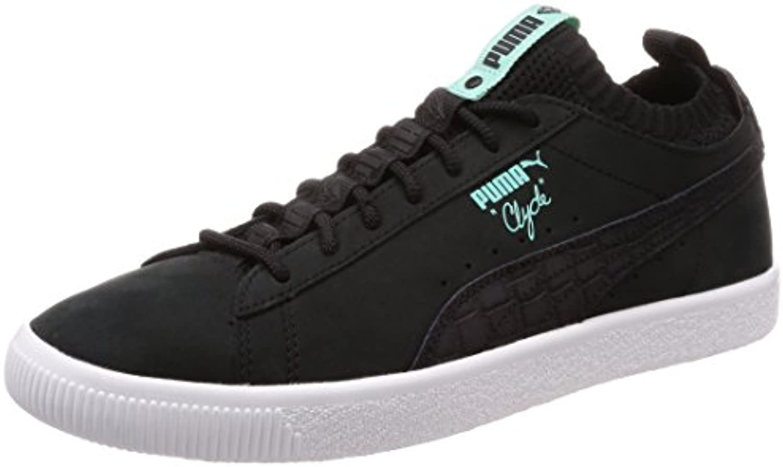 Puma Clyde Sock Lo Diamond Black