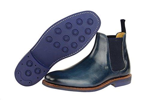 Gordon & Bros, Stivali uomo Navy-S