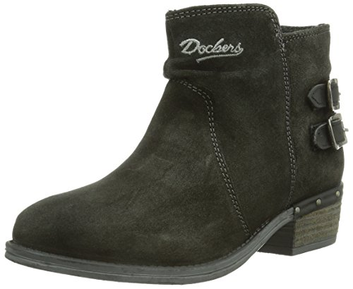 Dockers by Gerli 354041-141039, Boots femme Gris
