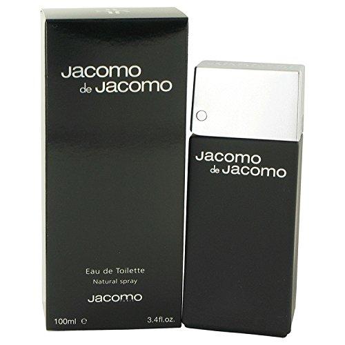 JACOMO DE JACOMO by Jacomo Eau De Toilette Spray 3.4 oz / 100 ml (Men)