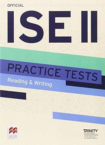 Trinity ISE II Practice Tests Reading & Writing por Trinity College London