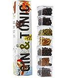 Confezione di 7 Aromi spezie per cocktail a base di Gin Tonic - Botanical's pack 7 Aromi per Gin Tonic ad un prezzo eccezionale! Una perfetta idea regalo per ogni occasione