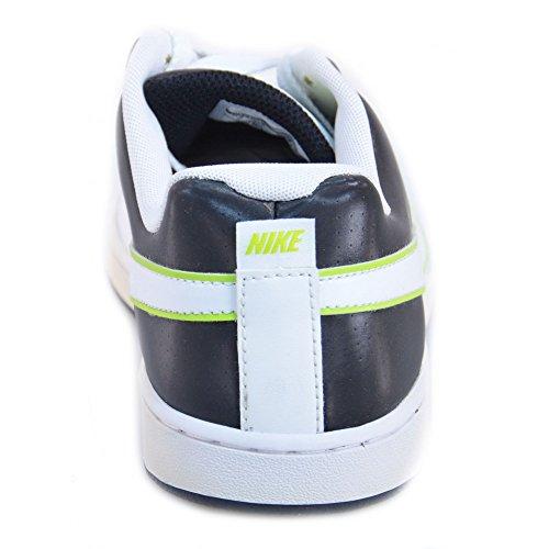 Nike - Nike Backboard II Sneaker Weiss Leder 487657 Weiß