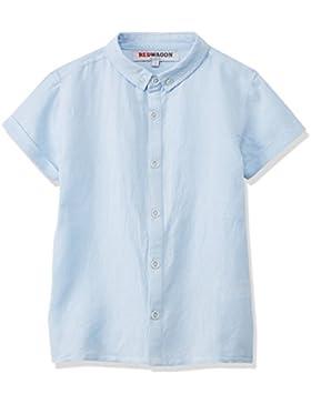 RED WAGON Camisa de Manga Corta Estilo Polo para Niños