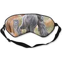 Sleep Eye Mask Painting Chimpanzee Lightweight Soft Blindfold Adjustable Head Strap Eyeshade Travel Eyepatch E11 preisvergleich bei billige-tabletten.eu