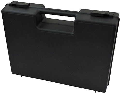 FAMEX 158-L Werkzeugkoffer aus stabilem PP-Kunststoff, leer, 38,5x30x9 cm - 3