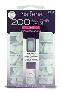 nailene full cover 200 ovale n gel beauty. Black Bedroom Furniture Sets. Home Design Ideas