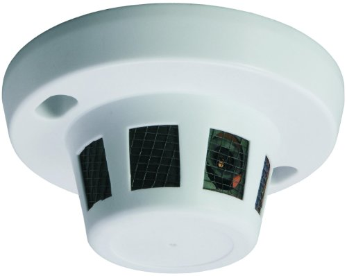 Elro CCD420R Kamera im Rauchmelder-Gehäuse - Sharp Ccd Sensor