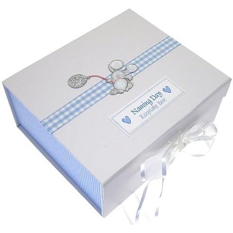 White Cotton Cards - Scatola dei ricordi A5