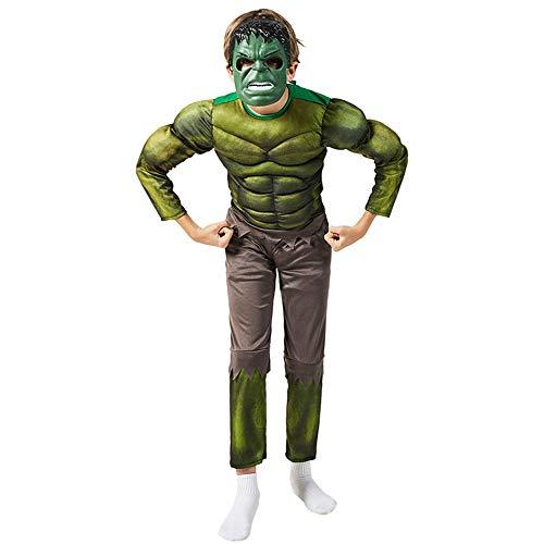 Hulk Kinder Superheld Halloween Festival Party Cartoon