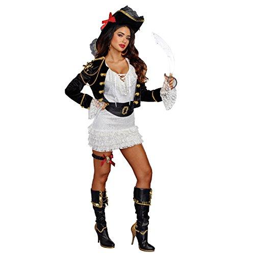 Dreamgirl 27.012,9cm Heiligen Schiff. weiblich Kostüm, - Weiblichen Heiligen Kostüm
