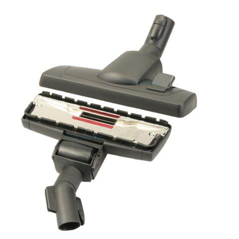Bodendüse für Miele S 5780 / S 5781 Premium Edition / S 5781 Special, S5 umschaltbar mit Einrast- und Parkvorrichtung von Microsafe®