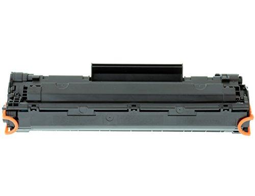 TONER EXPERTE® CB436A Toner kompatibel für HP Laserjet P1505 P1505n P1506 M1120 MFP M1120n MFP M1522n MFP M1522nf MFP (2000 Seiten)